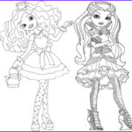 Ever After High Coloring Pages Best Of Photos Top 10 Ever After High Coloring Pages