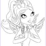 Ever After High Coloring Pages Unique Images Ever After High Coloring Pages