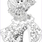 Ever After High Coloring Pages Unique Images Ever After High Coloring Pages To And Print For Free
