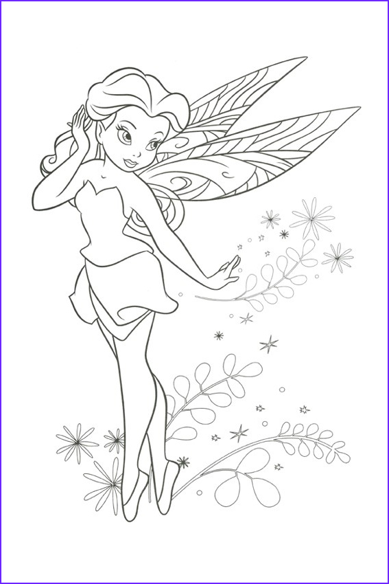 Fairy Coloring Books Best Of Collection Fairy Coloring Pages Overview with Great Sheets to Color In