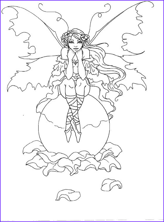 Fairy Coloring Books Inspirational Photos Best 25 Fairy Coloring Pages Ideas On Pinterest