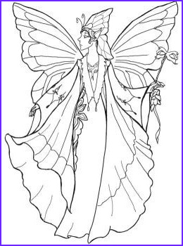 Fairy Coloring Pages for Adults Cool Photos Fairy and Fairies Kids Coloring Pages Free Colouring