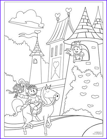 Fairy Tale Coloring Book Cool Photos Fairy Tale Coloring Page Printable Activity for Kids