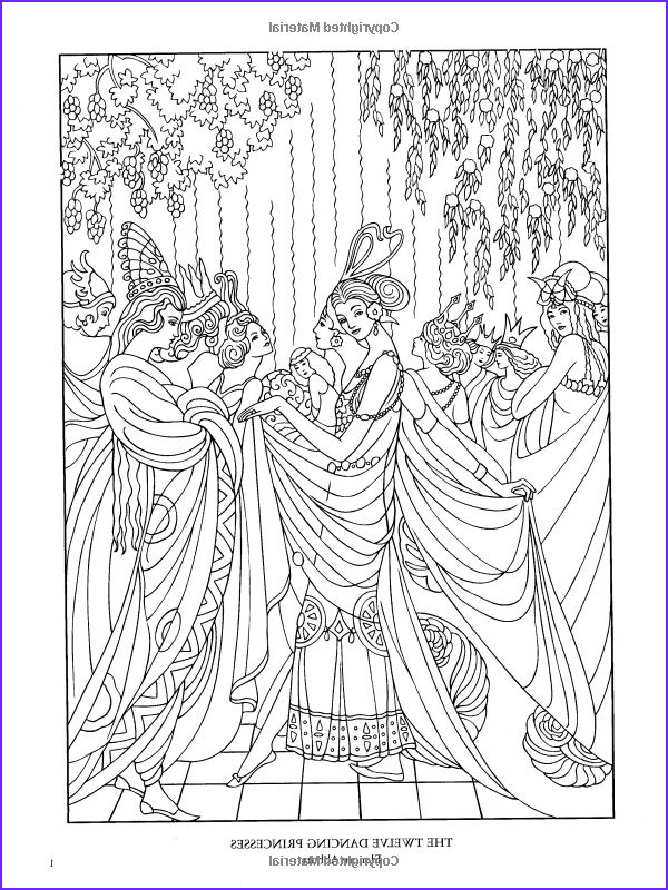 Fairy Tale Coloring Book Luxury Images Amazon Color Your Own Great Fairy Tale Illustrations