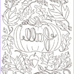 Fall Adult Coloring Pages Beautiful Photos Free Fall Coloring Page Artzycreations