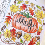 Fall Adult Coloring Pages Elegant Image Free Fall Coloring Page Artzycreations