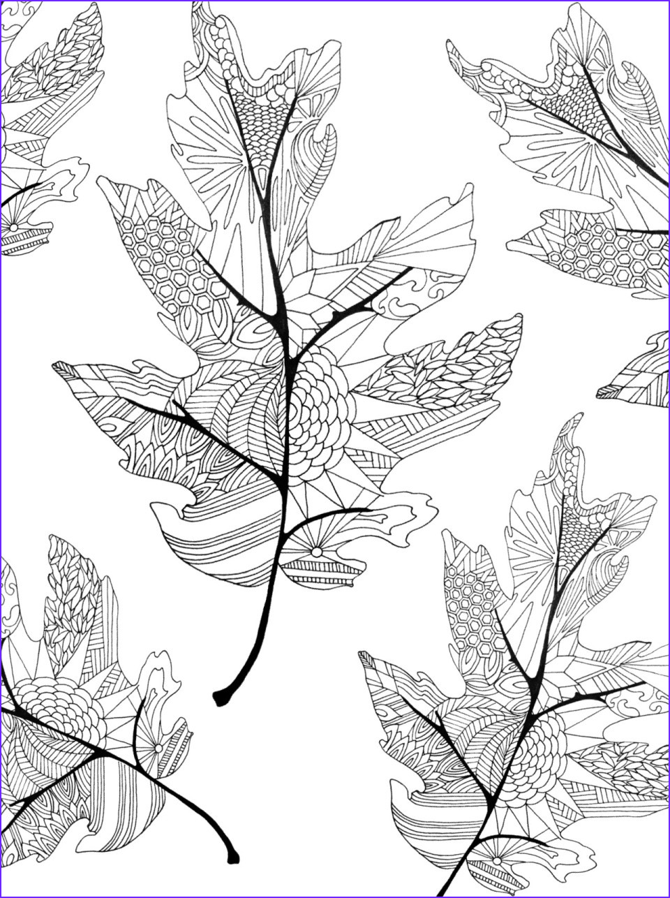 Fall Coloring Beautiful Image Coloring Pages – Twineandtable