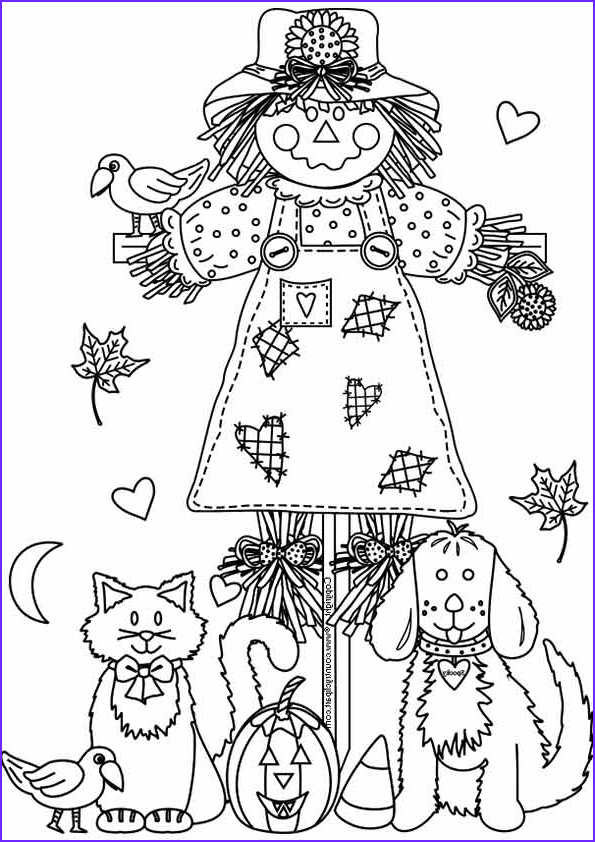 Fall Coloring New Images Free Printable Fall Coloring Pages for Kids Best