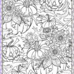 Fall Coloring Pages For Adults Beautiful Photos Awesome Coloring Pages