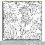 Fall Coloring Pages For Adults Best Of Stock 335 Best Coloring Pages Autumn Images On Pinterest