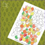 Fall Coloring Pages For Adults Cool Photos 12 Fall Coloring Pages For Adults Free Printables