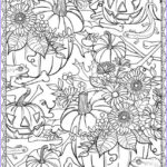 Fall Coloring Pages For Adults Elegant Gallery 22 Halloween Coloring Page Printables To Keep Kids And