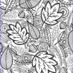 Fall Coloring Pages For Adults Inspirational Gallery Alisaburke A Fall Coloring Page For You