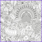 Fall Coloring Pages For Adults Inspirational Image Autumn Leaves Coloring Pages For Adults