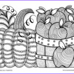 Fall Coloring Pages For Adults New Photography Apples & Pumpkin Fall Coloring Sheet