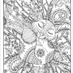 Fall Coloring Pages For Adults New Photos Fall Fox Coloring Page Digital Coloring Adult Coloring