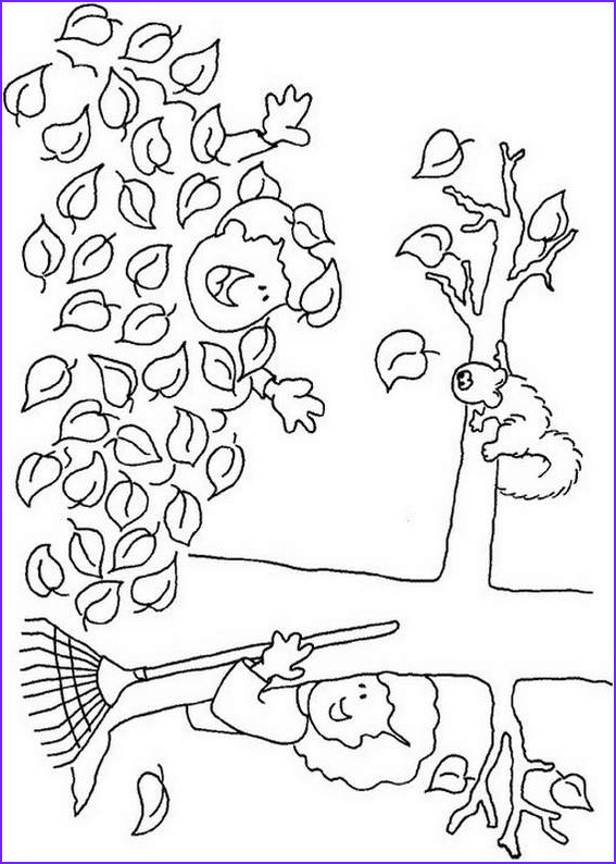 fall coloring pages fallen leaves