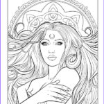 Fantasy Adult Coloring Pages Beautiful Collection 189 Best Images About Add Some Colour On Pinterest