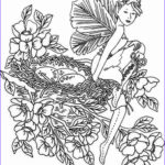Fantasy Adult Coloring Pages Beautiful Collection Fantasy Coloring Pages For Adults Free Printable Fantasy