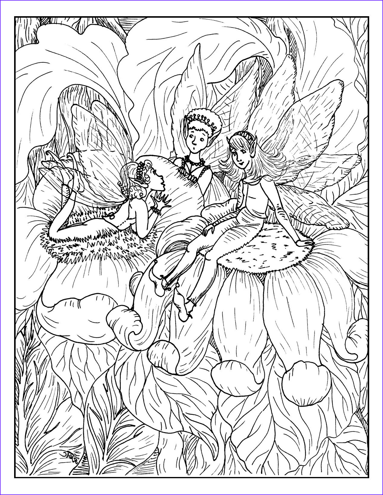 Fantasy Adult Coloring Pages Beautiful Images Fantasy Coloring Pages – S Mac S Place to Be