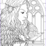 Fantasy Adult Coloring Pages Best Of Collection 781 Best Fantasy Coloring Pages For Adults Images On