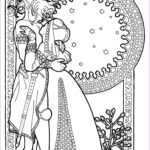 Fantasy Adult Coloring Pages Best Of Photos Cancer Vacation Free Coloring Book Pages From The