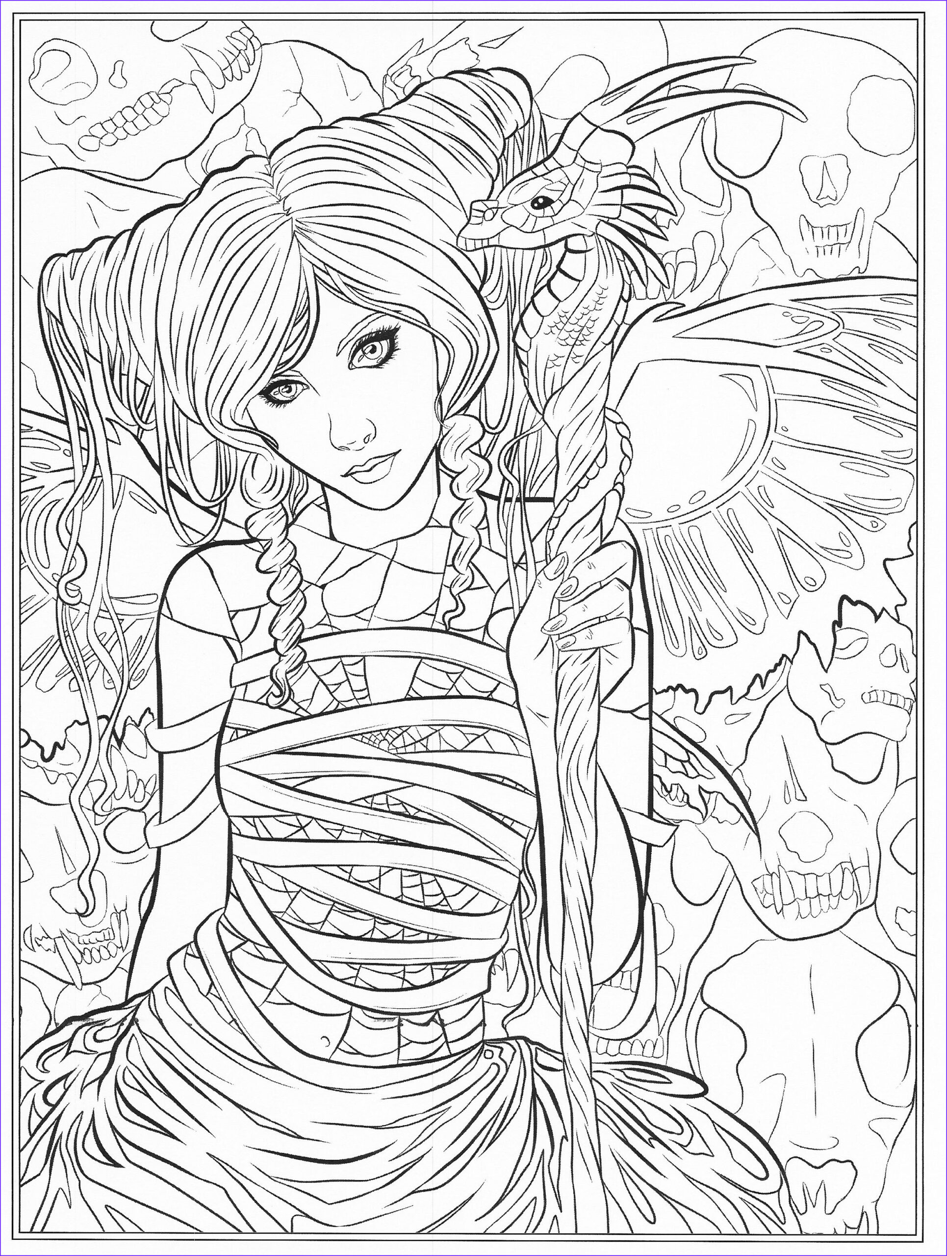 Fantasy Adult Coloring Pages Inspirational Stock Pin by Val Wilson On Coloring Pages Pinterest