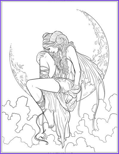 Fantasy Coloring Pages For Adults Beautiful Photography Best Halloween Coloring Books For Adults