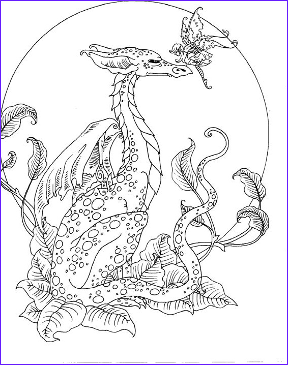Fantasy Coloring Pages for Adults Best Of Stock Artist Amy Brown Fairy Myth Mythical Mystical Legend Elf