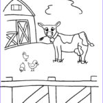 Farm Animal Coloring Pages Cool Image Free Printable Farm Animal Coloring Pages For Kids