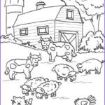 Farm Animal Coloring Pages Inspirational Photos Teach Your Students About Different Farm Animals Free