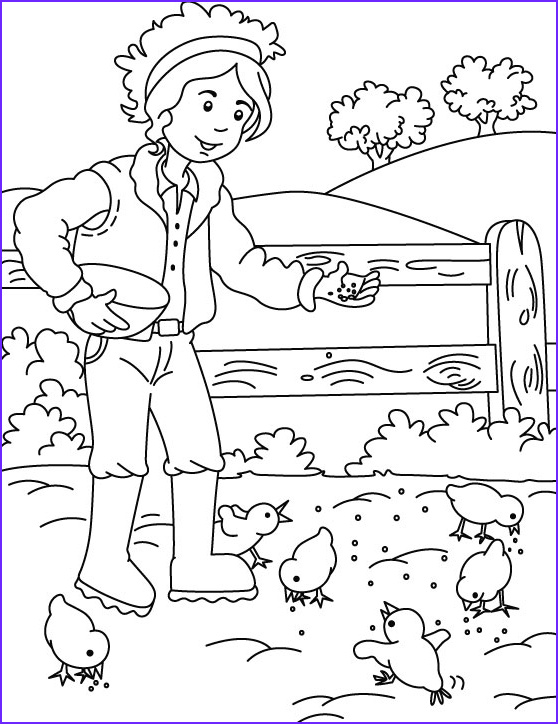 Farm Animals Coloring Sheets Inspirational Gallery Diy Farm Crafts and Activities with 33 Farm Coloring