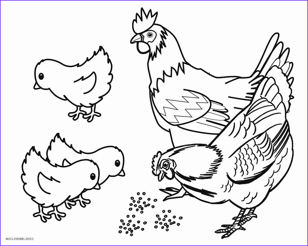 Farm Animals Coloring Sheets Inspirational Image Coloring Pages