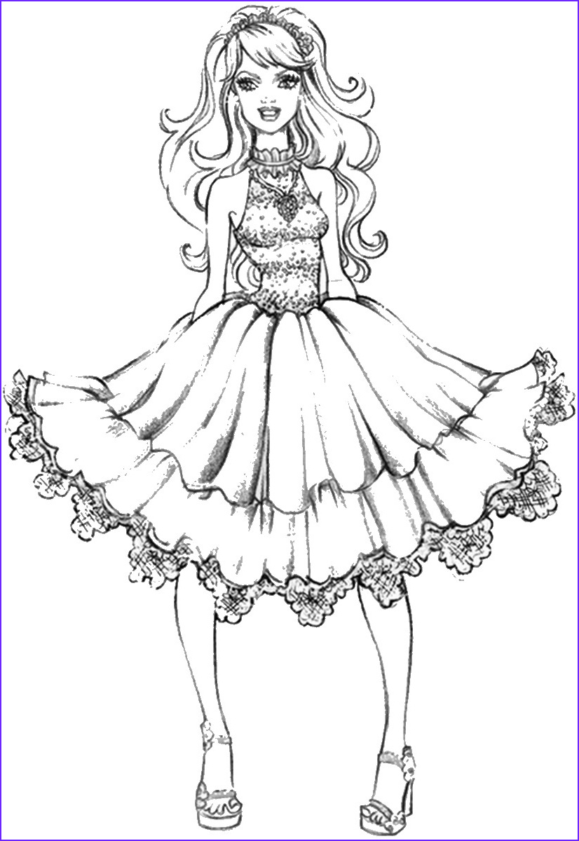 Fashion Coloring New Photography Fashion Coloring Pages