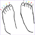 Feet Coloring Pages Beautiful Images Free Feet Download Free Clip Art Free Clip