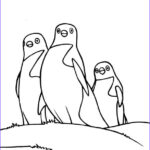 Feet Coloring Pages New Photography Happy Feet Penguins Coloring Page