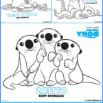 Finding Dory Coloring Book Awesome Photos Free Printables Finding Dory Coloring Pages