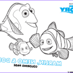 Finding Dory Coloring Book Beautiful Gallery Free Finding Dory Coloring Pages Mylitter E Deal At