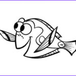 Finding Dory Coloring Book Beautiful Image Finding Dory Coloring Pages For Kids