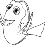 Finding Dory Coloring Book Unique Gallery Finding Dory Fish Black And White Clipart