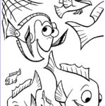 Finding Dory Coloring Book Unique Photography Finding Nemo Dory And Friends