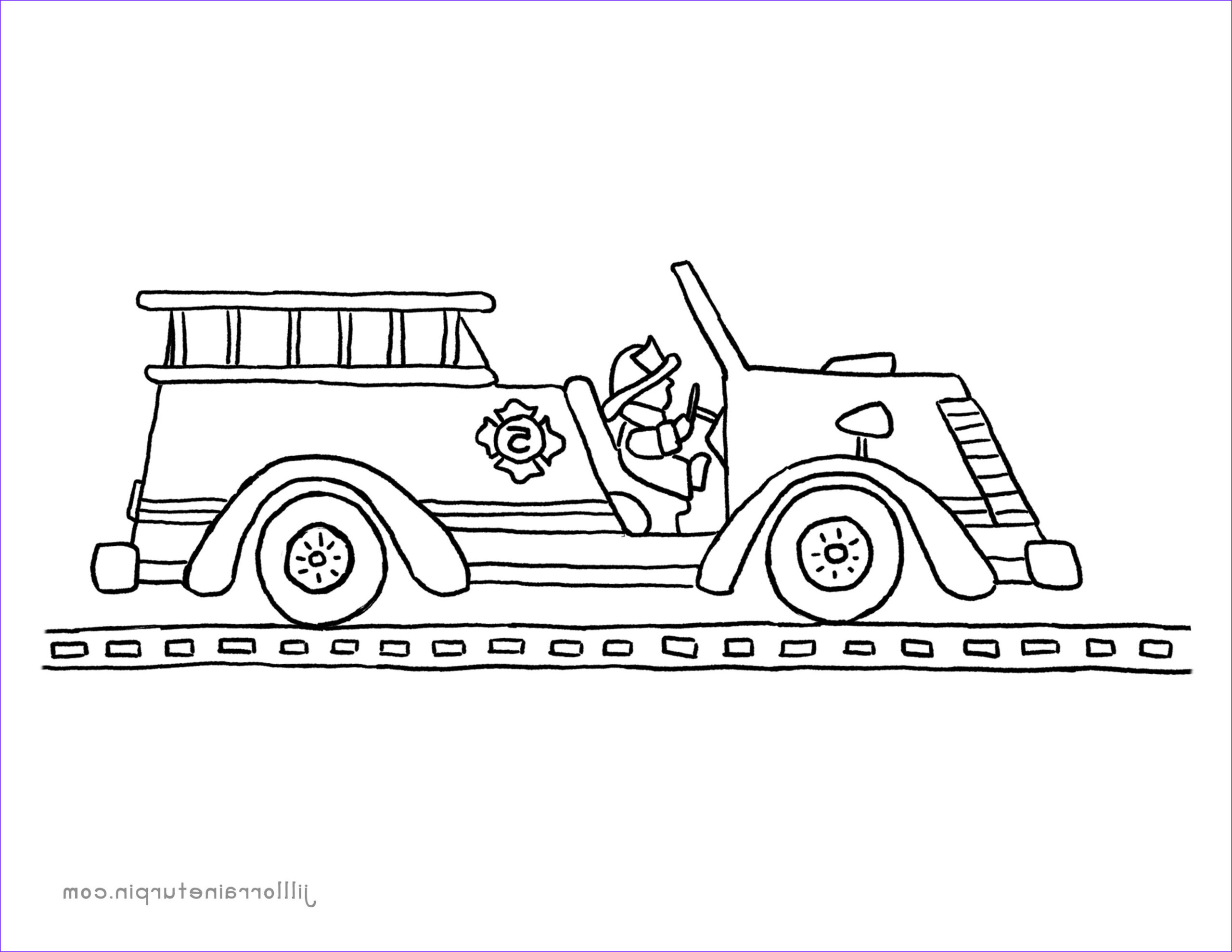 Fire Truck Coloring Pages Best Of Photos Coloring Pages – My Very Own Fire Truck