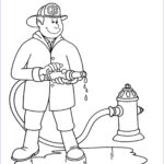 Firefighters Coloring Pages Beautiful Gallery Firefighters Coloring Pages