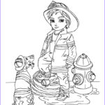 Firefighters Coloring Pages Beautiful Image Firefighter By Jadedragonne On Deviantart