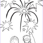 Fireworks Coloring Page Beautiful Gallery Free Printable Fireworks Coloring Page For Kids 3 – Supplyme
