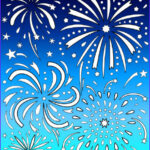 Fireworks Coloring Page Luxury Photos Fireworks Colour Pop Colouring Page