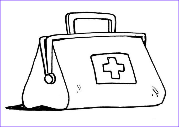First Aid Coloring Pages Awesome Photography First Aid Kit Free Coloring Pages