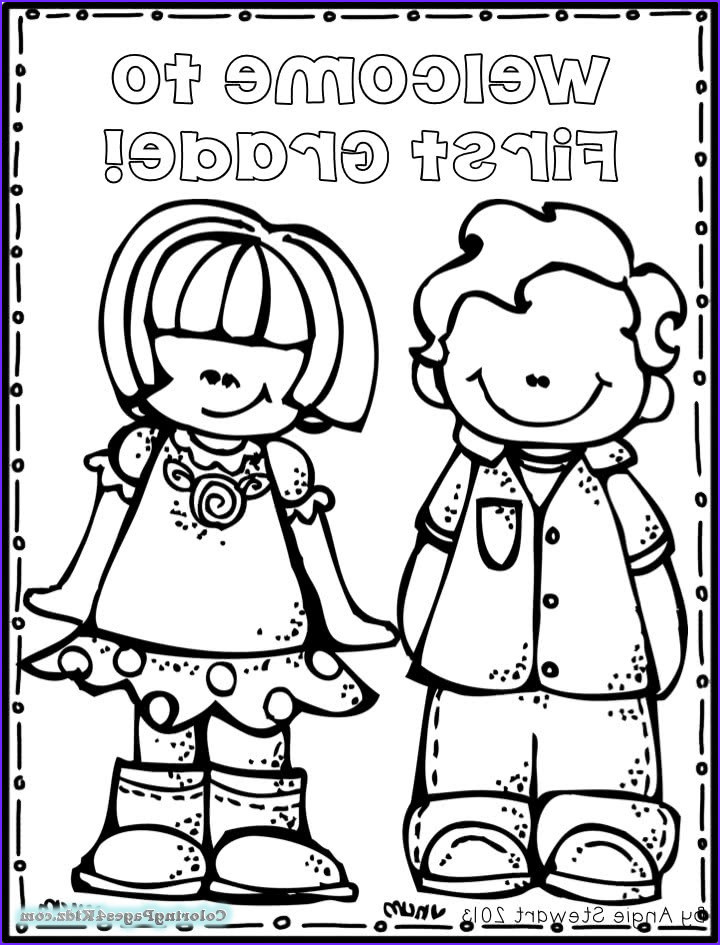 first day of school coloring pages 1019
