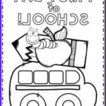 First Day Of School Coloring Pages Beautiful Photos 365 Best Bienvenidos Al Cole Images On Pinterest