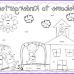 First Day Of School Coloring Pages New Stock First Day Coloring Worksheet Kindergarten By Christine